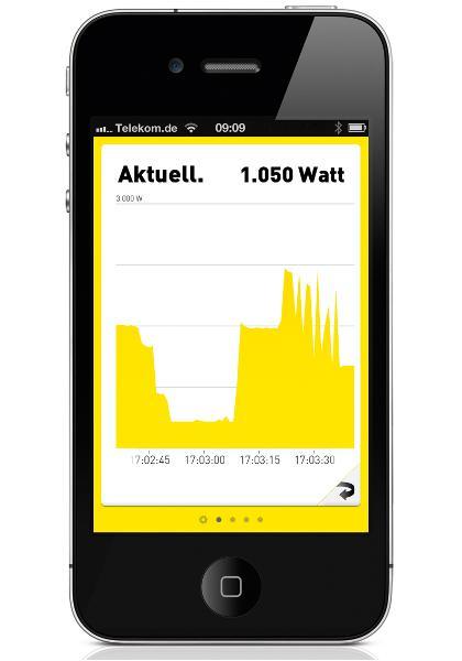 Yello Strom App...